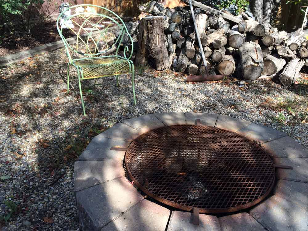 Image of Out Back Fire Pit for Purchase
