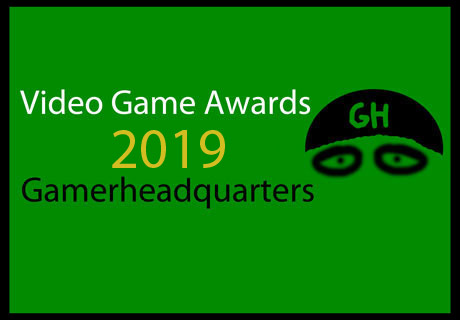 Gamerheadquarters Video Game Awards 2016